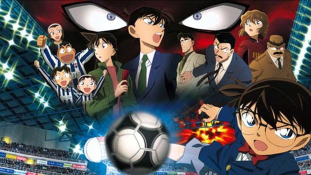 Viernes 21 de abril: Película 16 de Detective Conan (The Eleventh Striker)
